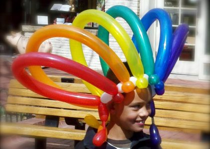How To Make Balloon Hats?